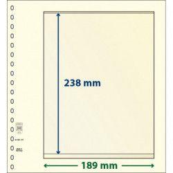 Feuille neutre Lindner-T à 1 bande. (802 107)