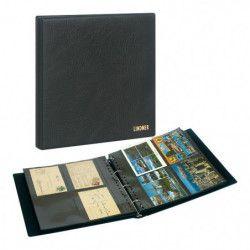 Album SRS Lindner pour cartes postales.
