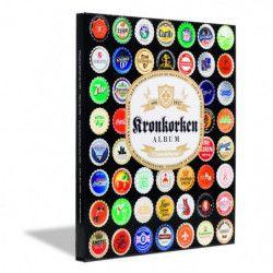 Album Presso pour ranger 64 capsules de bière, soda.