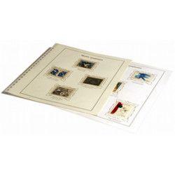 Intérieur SC France Musée Imaginaire 2001-2005 avec pochettes.