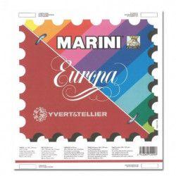 Jeux à bandes Marini France...