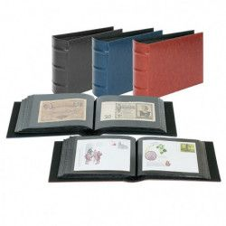 Album universel Firmo pour ranger billets, enveloppes, cartes, photos.