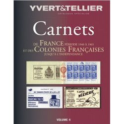 Catalogue encyclopédique de carnets de France volume 4. (1940-1965)