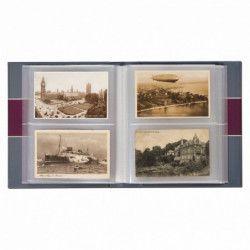 Album nostalgique pour 200 cartes postales anciennes. - Philantologie