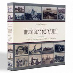 Album nostalgique pour 600 cartes postales anciennes.