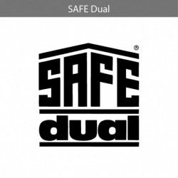 Feuilles pré imprimées Safe-dual Andorre Français 1960-2003.