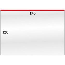 Gaines de protection 120 x 170 mm pour lettres format C6.