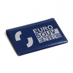 Album de poche pour 40 billets Euro Souvenir.