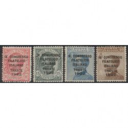 Italie 1922 timbres...