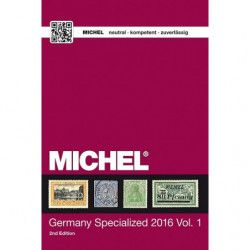Michel Germany Specialized 2016 volume 1.