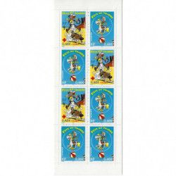 "Carnet ""Fête du timbre"" 2003 - Lucky Luke."