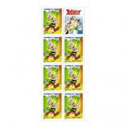 """Carnet """"Fête du timbre"""" 1999 - Astérix."""
