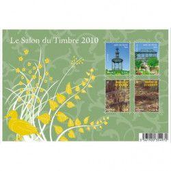 Bloc-feuillet  de timbres...