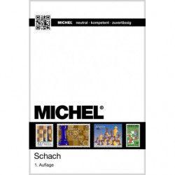 Catalogue de cotation Michel timbres thématiques Échecs.