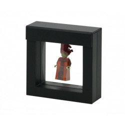 Cadre noir Nimbus 70 pour objets de collections.