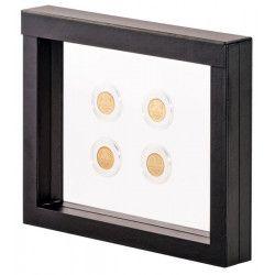 Cadre noir Nimbus 230 pour objets de collections.