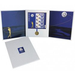 Coffret Ryder Cup - Edition...