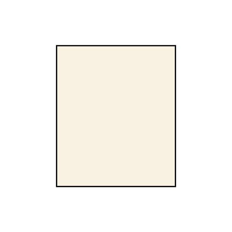 Feuilles neutres Safe chamois sans perforations, format A4.
