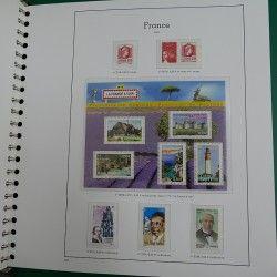 Collection timbres de France neufs 2002-2004 complet en album, SUP.