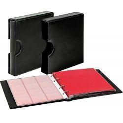 Album numismatique Karat Classic avec boitier de protection.