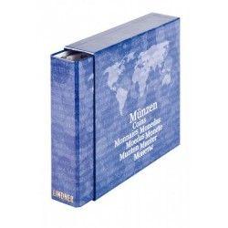 Album numismatique Karat Basic avec 5 feuilles.
