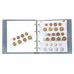 Album numismatique Karat Euro.