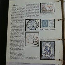 Collection de timbres d'Europe oblitérés TB / SUP.