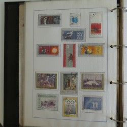 Collection timbres d'Europe de l'Est oblitérés, SUP.