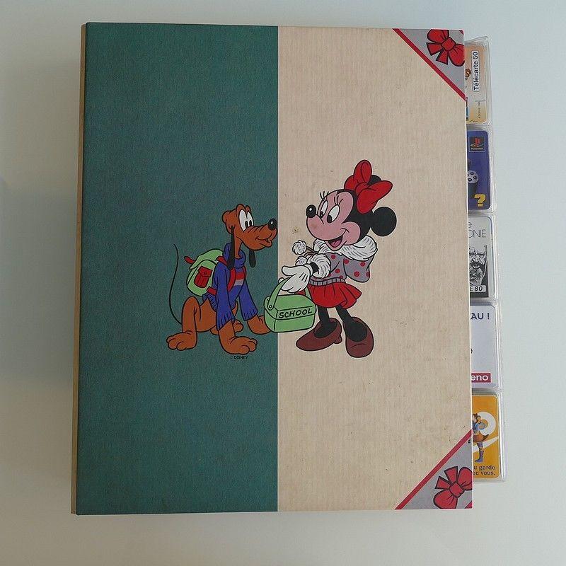 Collection de cartes téléphoniques France avec publicité à saisir.
