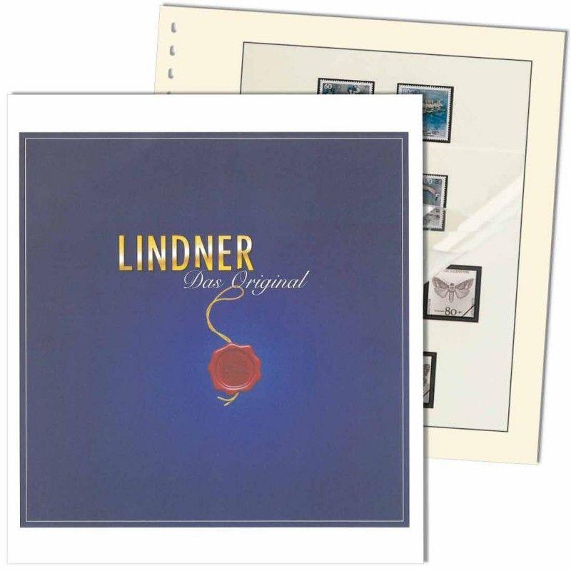 Feuilles pré imprimées Lindner-T Monténégro 2017.