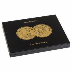 Coffret monnaies pour 30 pièces en Or Krugerrand (1 OZ.)