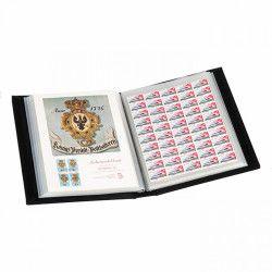 Album de documents avec 50 pochettes format DIN A4.