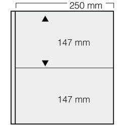 Feuilles Garant Safe à 2 bandes pour enveloppes, blocs.
