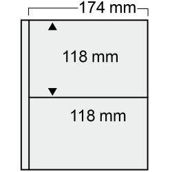 Feuilles Compact Safe pour enveloppes, cartes.