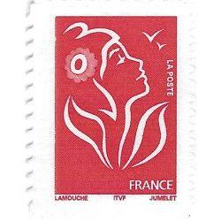Timbre autoadhésif de France N°49A (ITVF) neuf.