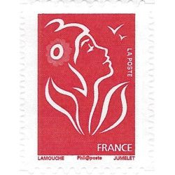 Timbre autoadhésif de France N°49B (PHILAPOSTE) neuf.