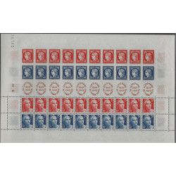 Feuillet Centenaire de timbre-poste F830 neuf** SUP.