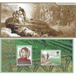 Bloc souvenir N° 177 Napoléon 1er neuf** SUP.