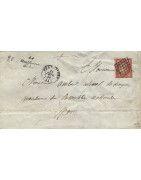 Timbres rares et pièces d'histoire postale vendus sur le site philantologie.fr