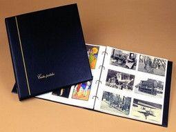 Album Safe pour collectionner les cartes postales, photos, enveloppes.