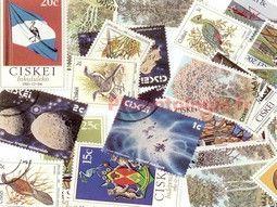 Pochette de timbres par pays tous différents pour votre collection.