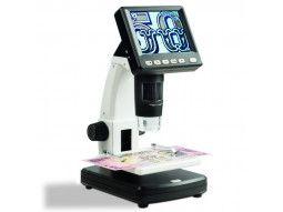 Microscope de collectionneur - Pour un grossissement jusqu'à 500 fois