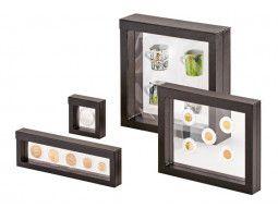 Des cadres de collection pour mettre en scène vos plus beaux objets.