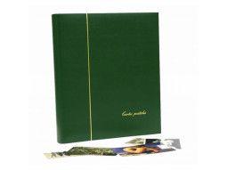 Album Yvert et Tellier pour collectionner cartes postales, enveloppes premier jour, FDC, photos, lettres.