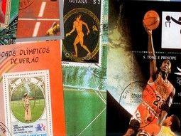Pochettes de timbres thématiques sur les sports et jeux olympiques sélectionnées avec soin pour compléter votre collection.
