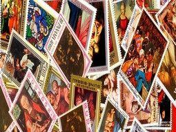 Pochettes de timbres thématiques sur les religions sélectionnées avec soin pour compléter votre collection.