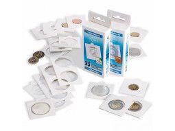 Cadres monnaies Tack à agrafer pour monnaies euro, 2 euros commémoratives, monnaies de collection