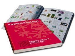 Catalogue de cotation de timbres d'Outremer par Yvert et Tellier pour classer votre collection.