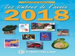 Catalogue Mondial des nouveautés de timbre-poste pour classer votre collection.