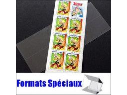 Pochettes formats spéciaux